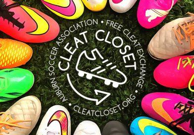Cleat Closet!