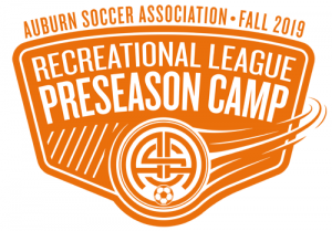 Preseason Soccer Camps: Fall 2019