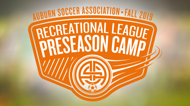 Preseason Soccer Camp, Fall 2019
