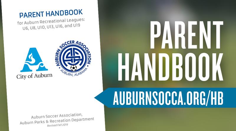 Soccer Parent Handbook