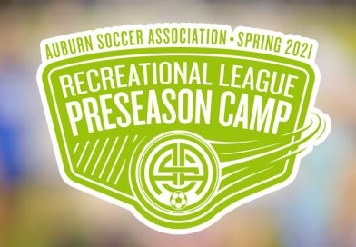 Preseason Soccer Camp: Spring 2021